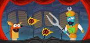 Crash of the puppets by Don KomandoRR