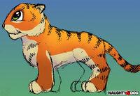 Tiger-color
