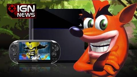 Naughty Dog Talks New Crash Bandicoot, Jak 4 and Uncharted Remastering - IGN News