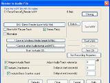 Render to Audio File
