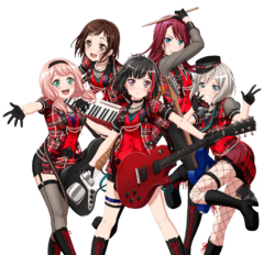 Afterglow GBPS2 2nd Stage