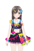 Poppin' Colors! (Hanazono Tae) Live2D Model