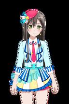 Peaceful Jump! (Hanazono Tae) Live2D Model