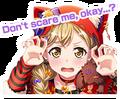 Poppin' Halloween Parade♪ Worldwide Event Stamp