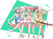 PasuPare 2nd Stage Costume