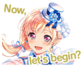 The Whitest Day Worldwide Event Stamp