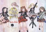 BanG Dream! Star Beat Illustration 11