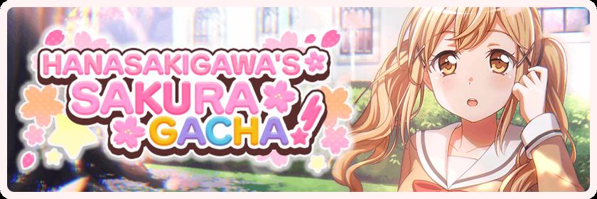 Hanasakigawa's Sakura Gacha