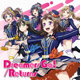 Poppin'Party 14th Single Regular Edition Cover