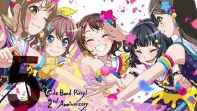 GBP 2nd Anniversary Countdown - 5 Days to go