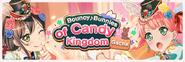 Bouncy♪Bunnies of Candy Kingdom Worldwide Gacha Banner