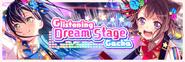 Glistening Dream Stage Worldwide Gacha Banner