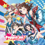 Poppin'Party 1st Album Blu-ray Cover