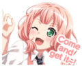 Days of Toppings and Fun☆ Worldwide Event Stamp
