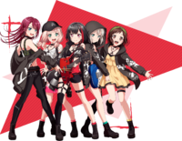 Afterglow 2nd Stage Costume