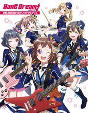 BanG Dream! 5th Anniversary Memorial Book Cover.jpg