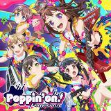 Poppin'Party 1st Album Regular Cover