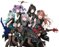 Roselia GBPS2 2nd Stage