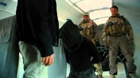 Aidan Gillen Commentary - The Dark Knight Rises Opening Scene
