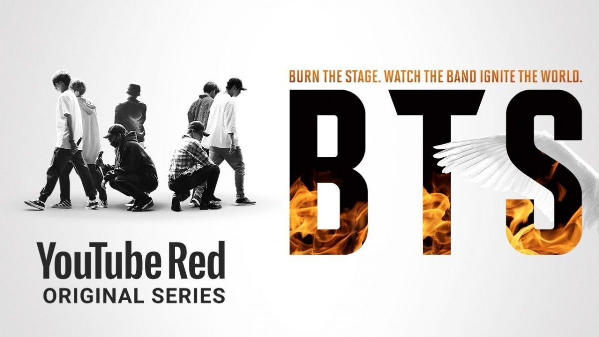 Burn The Stage (documental)