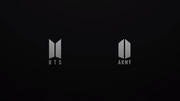 BTS & ARMY Official logo