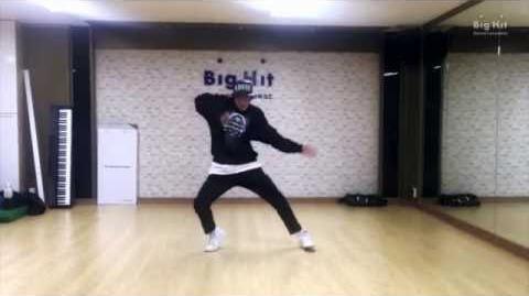 -CHOREOGRAPHY-_BTS_(방탄소년단)_j-hope_Dance_Practice_for_2015_Begins_Concert