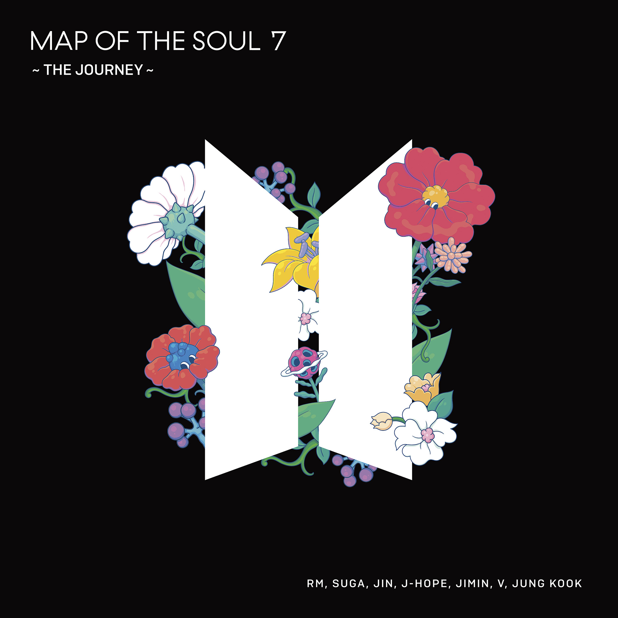 MAP OF THE SOUL: 7 ~THE JOURNEY~