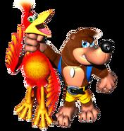 Banjo & Kazooie(1)0