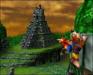 Mayhem temple
