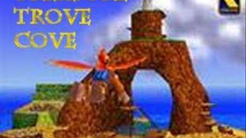Banjo-Kazooie Music Treasure Trove Cove