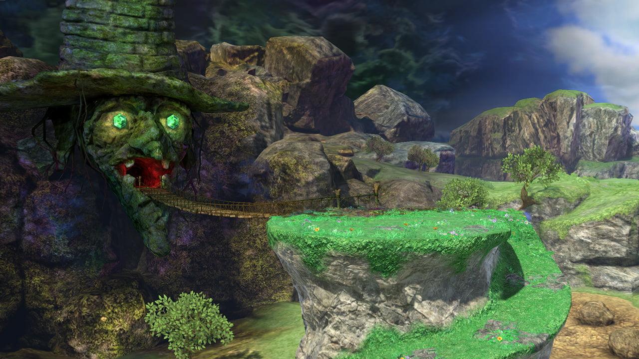 Spiral Mountain (Super Smash Bros)