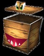 Boss boom box render