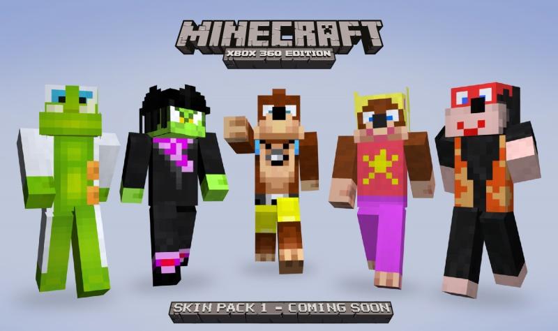 Minecraft (Xbox 360 Edition)