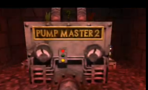 Crazy Castle Pump Room