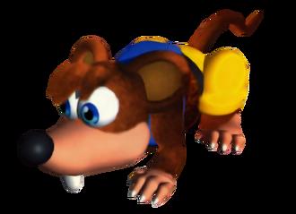 Gruntys revenge render mouse.png