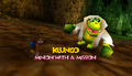 Klungo- Minion with a Mission
