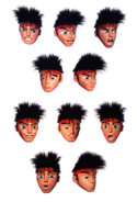 Dream n64 edison render expressions