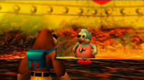 Banjo-Tooie Getting Rid of Soggy