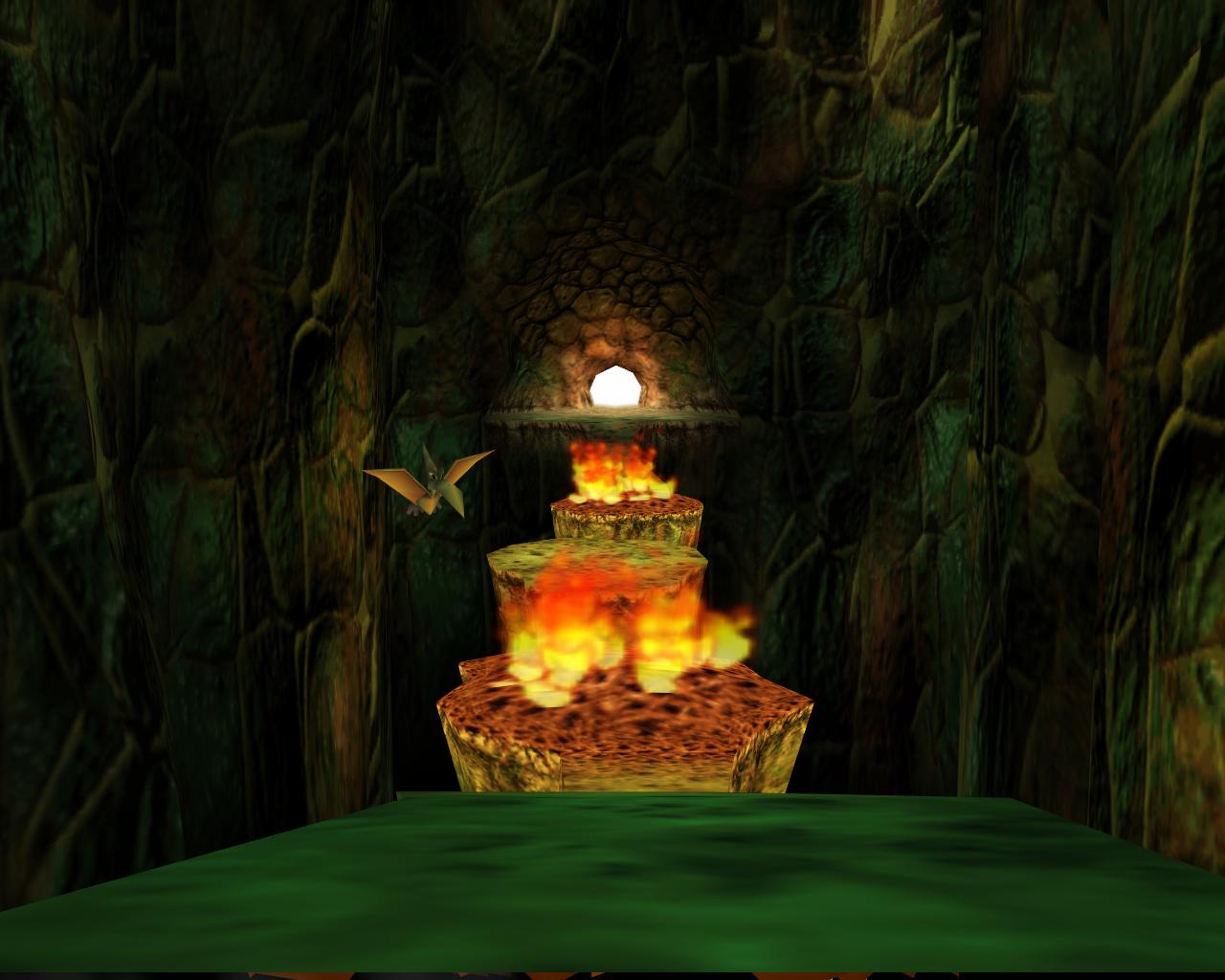 Bonfire Cavern