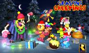 Banjo-Kazooie en Navidad