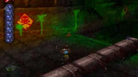 Banjo-Tooie Swimming in the Air!