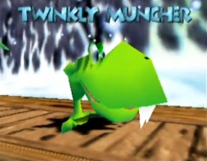 Twinkly Muncher