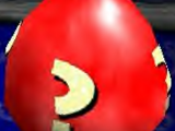 Red Mystery Egg