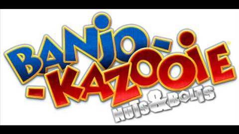 Banjo-Kazooie Nuts&Bolts LOGBOX 720 Theme