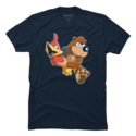 Banjo-Kazooie Dynamic Duo Shirt