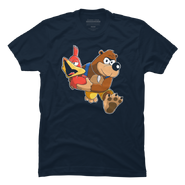 Banjo-Kazooie Dynamic Duo Shirt