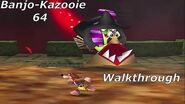 Banjo-Kazooie 64 Walkthrough