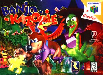 Banjo-Kazooie Boxart (North America).png