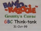 Banjo-Kazooie: Grunty's Curse