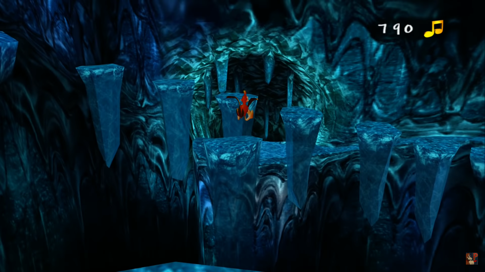 Icicle Grotto